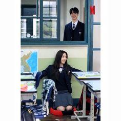 I miss so much Love Alarm 😍😍💖💖💓💓❤️❤️ #lovealarm #ksh #kimsohyun #jojo #kimjojo #songkang #sunoh #hwangsunoh #junggaram #heeyoung…