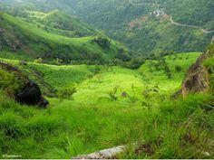 Vue depuis Adam's Peak, Sri-Lanka