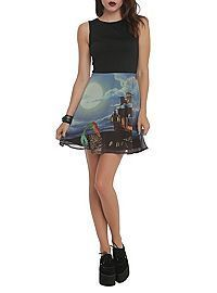 Disney The Little Mermaid Ship Dress
