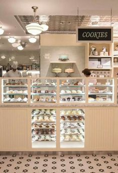 Pin by cathy carne on stores in 2019 bakery shop design, bakery shop interi