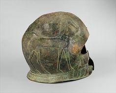 Cretan helmet ca. 7th-8th century BC