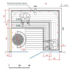 Construction of saunas, projects and cost in St. Diy Sauna, Sauna House, Sauna Room, Outdoor Sauna, Jacuzzi Outdoor, Saunas, Mobile Sauna, Building A Sauna, Spa Interior Design