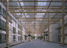 Mont-Cenis Academy / Jourda Perraudin