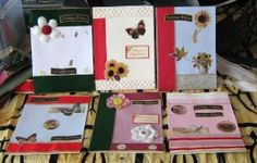 Awesome article on making your own greeting cards to sell at craft store!