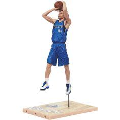 McFarlane Toys Dirk Nowitzki Dallas Mavericks NBA Figure (blue) DNOWITZKI21BLU - $17.99