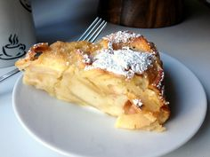 "You know I love apple cakes and no matter what the season, I never tire of them. Here is something I had never heard of before. A "" Shar..."