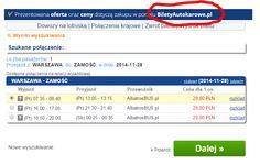 #Warszawa - #Zamosc za 29 zł, bilety na www.BiletyAutokarowe.pl