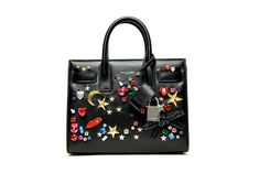 30 must-see top-handle bags   Saint Laurent top-handle bag [Photo: Courtesy]