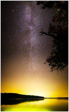 Fotografía Milky Way por Max Bobrovskyy en Sunrises, Amazing Photos, Milky Way, Aurora Borealis, Cosmos, Northern Lights, Universe, Landscape, Travel