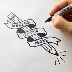 Resultado de imagem para pencil tattoos