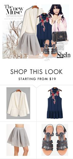 """shein 7"" by aida-1999 ❤ liked on Polyvore"