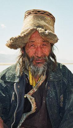Beautiful Portrait - Tibet