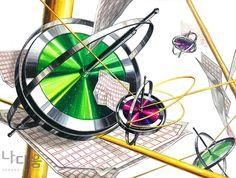 스틸 & 원고지(종이) & 끈 Sketch Painting, Pattern Illustration, Painting Patterns, Colored Pencils, Art Reference, Design Art, Watercolor, Texture, Drawings