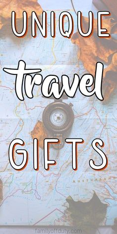 Need a gift idea for travelers? 30 travel gift ideas for men, women, couples, kids or parents! Find unique and useful travel items for travellers. #travel #traveling #gifts #giftideas #giftguide #giftsforkids #giftsforparents #travelhacks