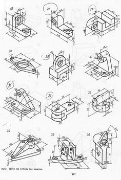 Lifgate Panel Attaching Parts Isometric Sketch, Autocad Isometric Drawing, Isometric Drawing Exercises, Mechanical Engineering Design, Mechanical Design, Orthographic Drawing, Interesting Drawings, Geometric Drawing, Industrial Design Sketch