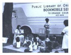 Bookmobile 004 | Orlando Memory Historical Photos, Orlando, How To Become, Public, Ads, Memories, Orlando Florida, Historical Pictures, Remember This