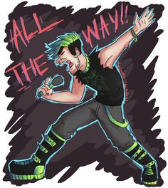 caustic-synishade: I cannot stop. I'm infected with the Septicness. I don't need help. I am fine. Also, Imagine Jack doing a heavy metal type screaming. I mean, like it makes much different from his regular voice lol. therealjacksepticeye: SO PUNK!
