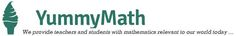 Teach your kids about current events and math with YummyMath, which provides exercises based on news happening in the world today. Search by math skill or chronological events