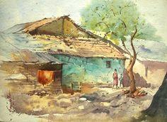Umbarli village by kios18.deviantart.com on @deviantART