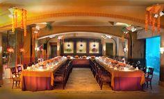 Fathoms Venue at the Atlantis, Bahamas... Rehearsal dinner :D pretty please lol