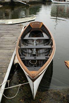 "Small boat photo from Mystic: Whitehall ""Elysea"""