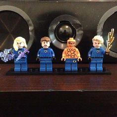 Fantastic Four Lego