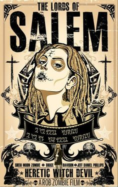 Lords of Salem. Such a sick movie poster