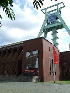 Deutsches Bergbaumuseum Bochum (Mining Museum, Bochum, Germany)
