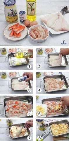 merluza rellena de marisco y mayonesa ybarra pasos copia