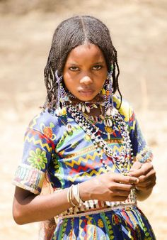 African Beauty from Northern part of #Sudan.