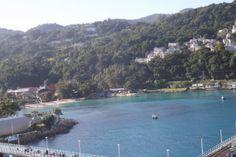Ocho Rios, Jamaica  a view from my balcony