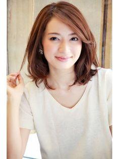 いつまでたっても若々しく♡ヘアスタイルの参考に。40代の髪型のカットやアレンジのアイデア!