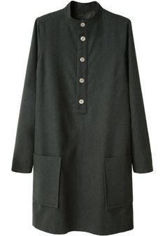 apc flannel french dress  hoping to come across something similar in a thrift store....