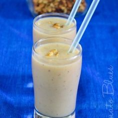 Banana Rose Preserve Milkshake recipe