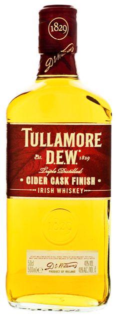 Tullamore Dew Cider Cask Finish online kopen in Nederland en Belgie