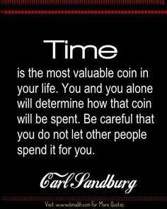 Time Management Quotes - Inspirational Quotes About Time Management