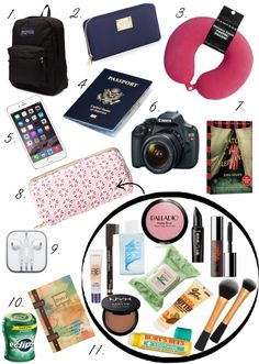 WHAT TO PACK IN A CARRY-ON || Earth to Kace Blog