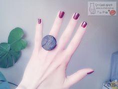 Probando, probando...uno de los preciosos anillos de la #new #collection Elegance Spring 2014 by Le-Chat-Noir Go, go, go...ya disponible!!! https://artesanio.com/le-chat-noir-hecho-a-mano/anillo-elegance-spring-2014+114981 #Amazing!!!! #spring #summer #nuevo #coleccion2014 #complementos #anillo #moda #fashion #style #love #negro #dorado #JuntosPodemos #lechatnoir contacto@le-chat-noir.es https://www.facebook.com/pages/Le-Chat-Noir-Hecho-a-mano/113710975370328 www.le-chat-noir.es