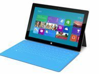 Ballmer hints Surface will cost between £200 and £500 Steve Ballmer has hinted at a price for the Surface tablet in an interview and pointed to the future of Microsoft.
