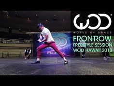 ▶ Brian Puspos | Lando Wilkins | JP Goldstein | JD Mcelroy | FRONTROW | #WODHI '13 Freestyle Session - YouTube