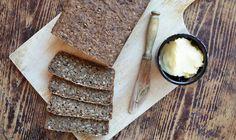 Ruisherkku leivinlaudalla-blogista