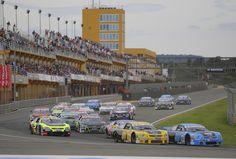 Salida NASCAR