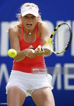 Caroline Wozniacki´ I´m a tennis player not a WAG Tennis