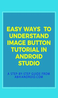 In #Android, #ImageButton is used to display a normal #button with a #custom #image in a button. In simple words we can say, #ImageButton is a button with an image that can be pressed or clicked by the users. By default it looks like a normal #button with the standard #button background that changes the color during different #button states.