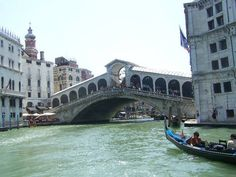 Rialto Bridge - #Venice #Italy