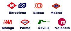 Logo Metro (Spain)