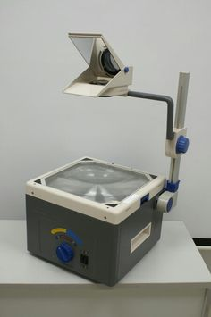 nostalgia What would the be without an overhead projector