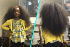 What A Ton Of Hair With @mrshudson - http://community.blackhairinformation.com/hairstyle-gallery/kids-hairstyles/what-a-ton-of-hair-with-mrshudson/