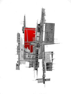 KRob Architectural Delineation, Architectural Drawing  Illustration Competition