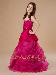 Little Girl Pageant Dresses | Elegant Girls Pageant Dresses ...
